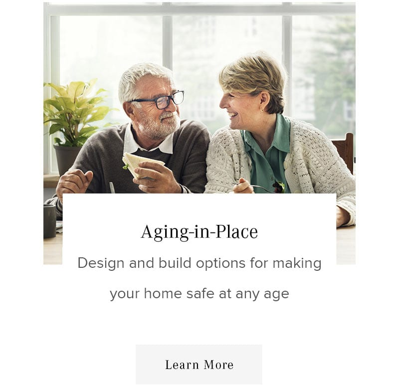 Home Safety - Aging in Place