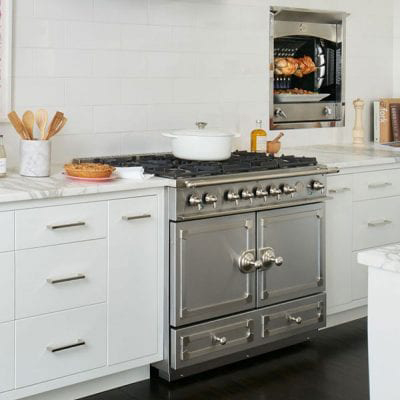 OakWood Kitchen Renovation Appliances