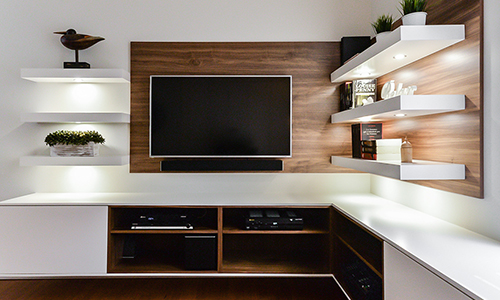 OakWood Basement and entertainment solutions