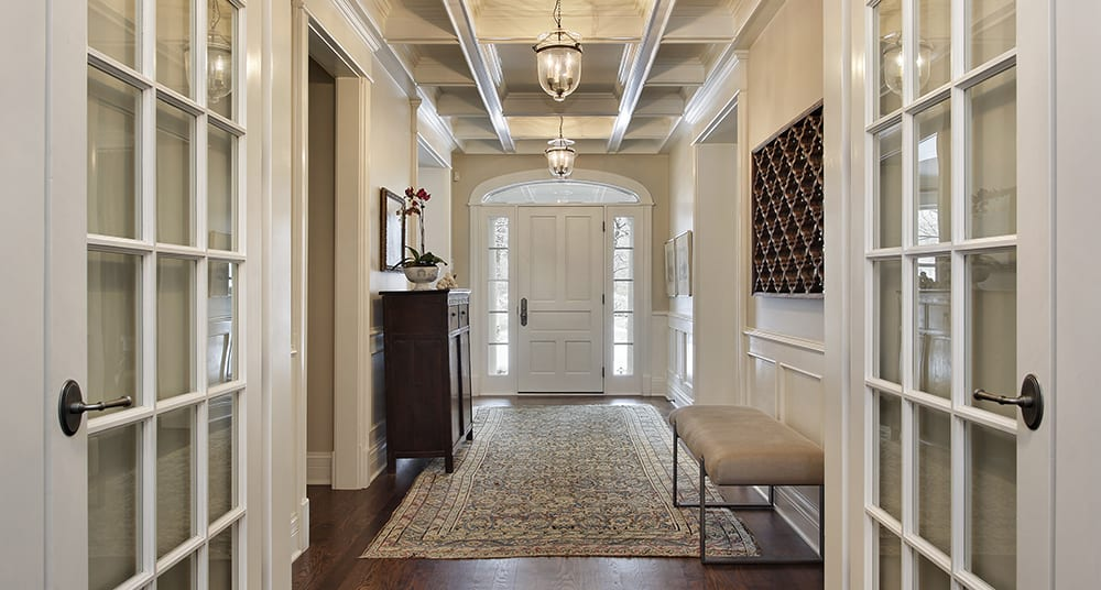 "OakWood Additions door options that add ""wow"""