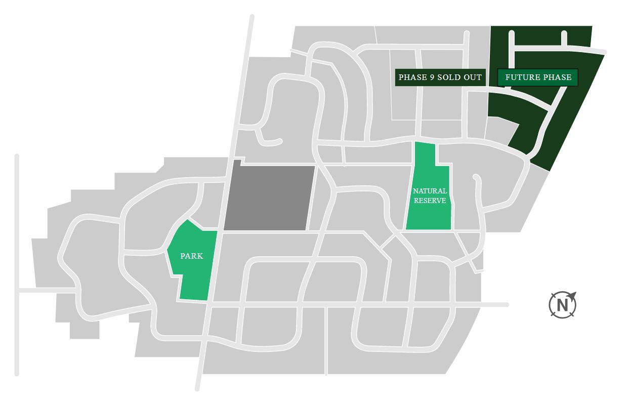 Rideau Forest Lot Plan